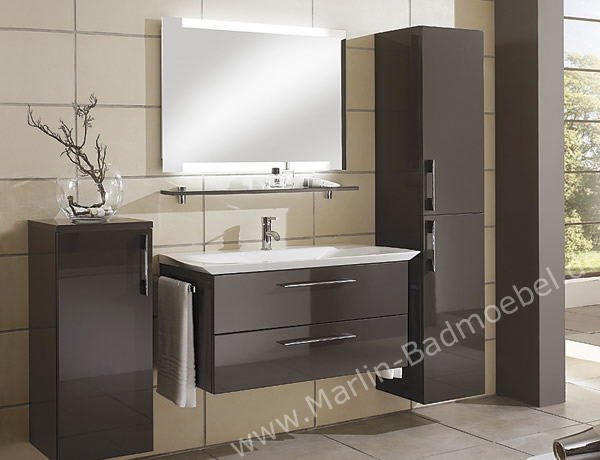 badm bel waschbecken mit unterschrank eckventil. Black Bedroom Furniture Sets. Home Design Ideas