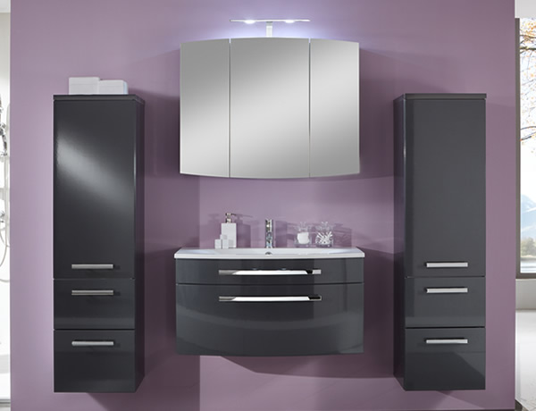 badezimmerm bel wei g nstig neuesten. Black Bedroom Furniture Sets. Home Design Ideas